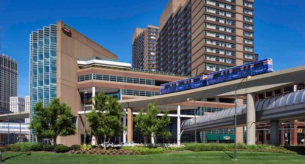 Hotels On Jefferson Downtown Detroit