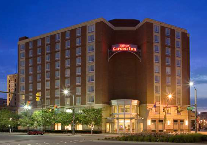 Hilton Garden Inn Detroit Downtown Detroit Airport Dtw